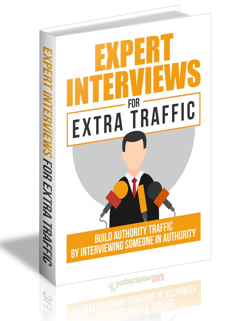 06 Expert Interviews for Extra Traffic BOOK WHITE