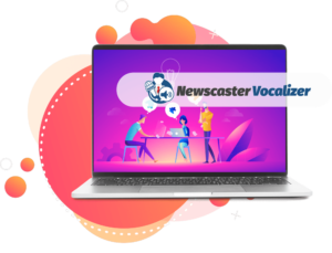 Newscaster vocalizer review