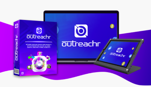 Outreachr review banner